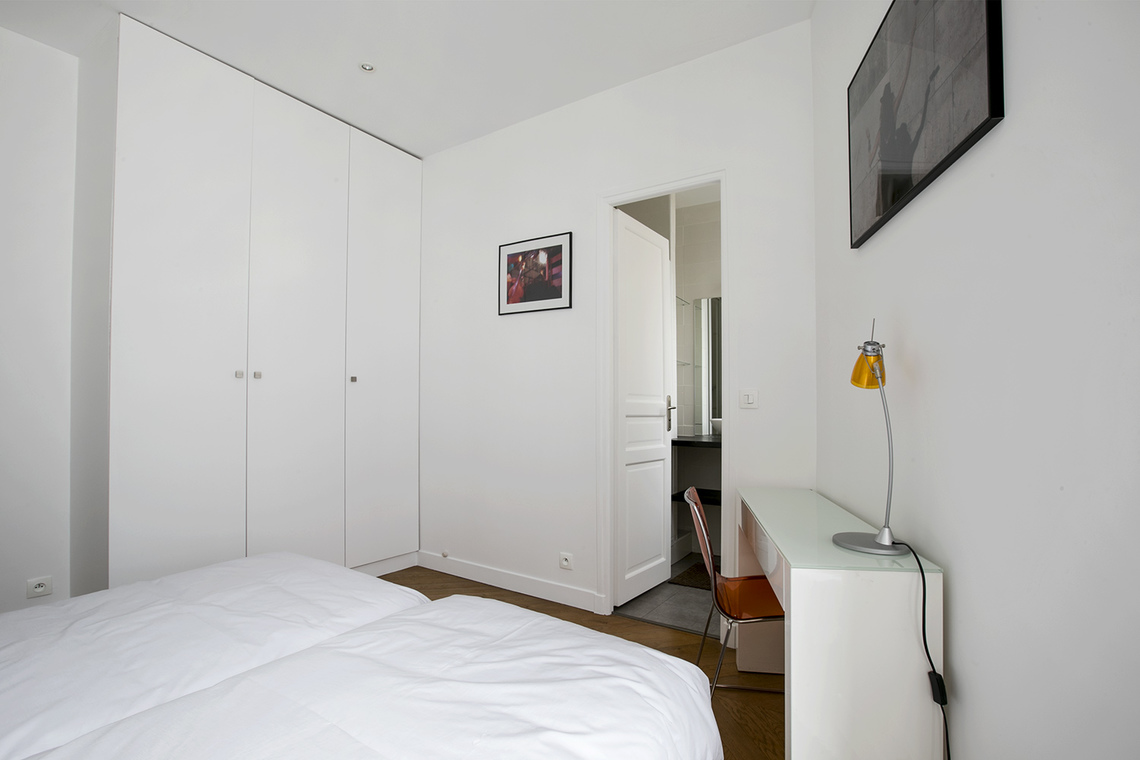 Apartment Paris Boulevard Bourdon 15