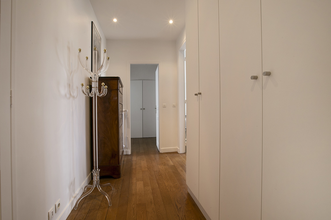Apartment Paris Boulevard Bourdon 12
