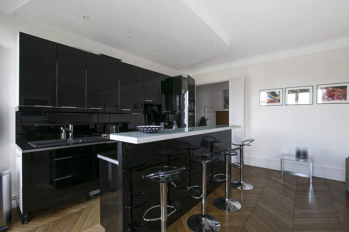 Квартира Paris Boulevard Bourdon 5