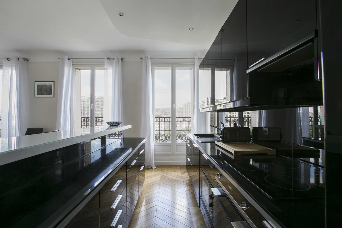 Квартира Paris Boulevard Bourdon 6