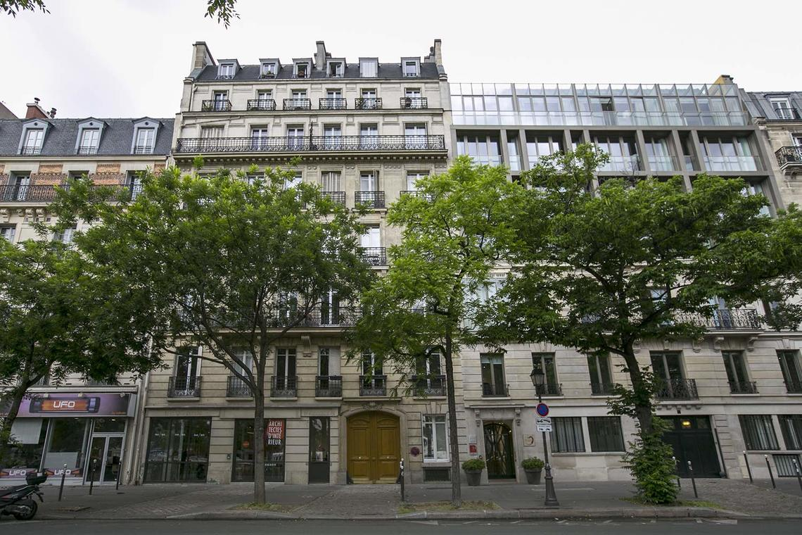 Apartment Paris Boulevard Bourdon 21