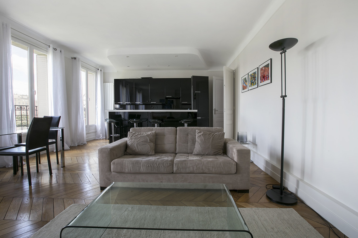 Квартира Paris Boulevard Bourdon 3