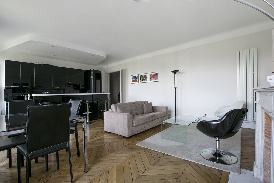 Квартира Paris Boulevard Bourdon 4