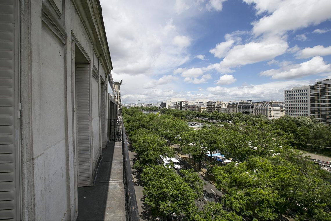 Квартира Paris Boulevard Bourdon 18