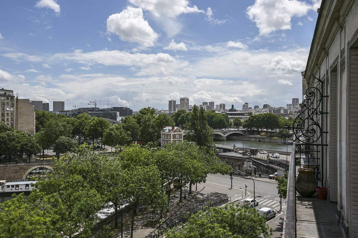 Квартира Paris Boulevard Bourdon 20