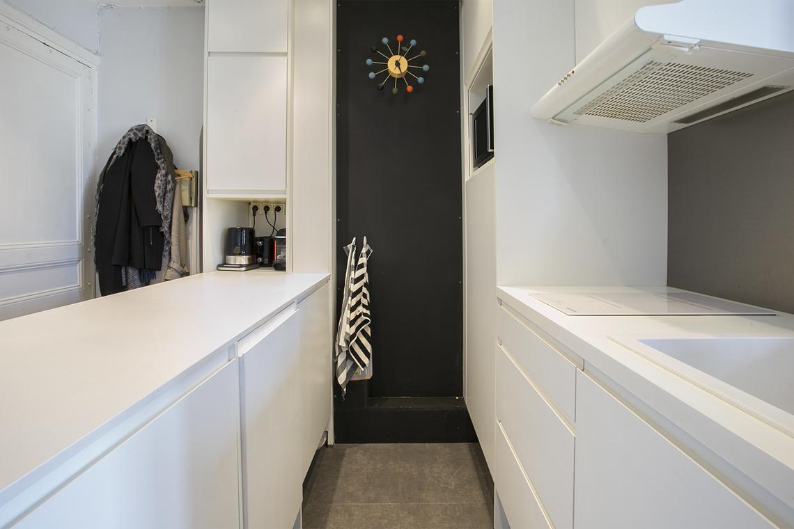 Location appartement meubl rue laugier paris ref 14946 for Appartement meuble paris 17eme