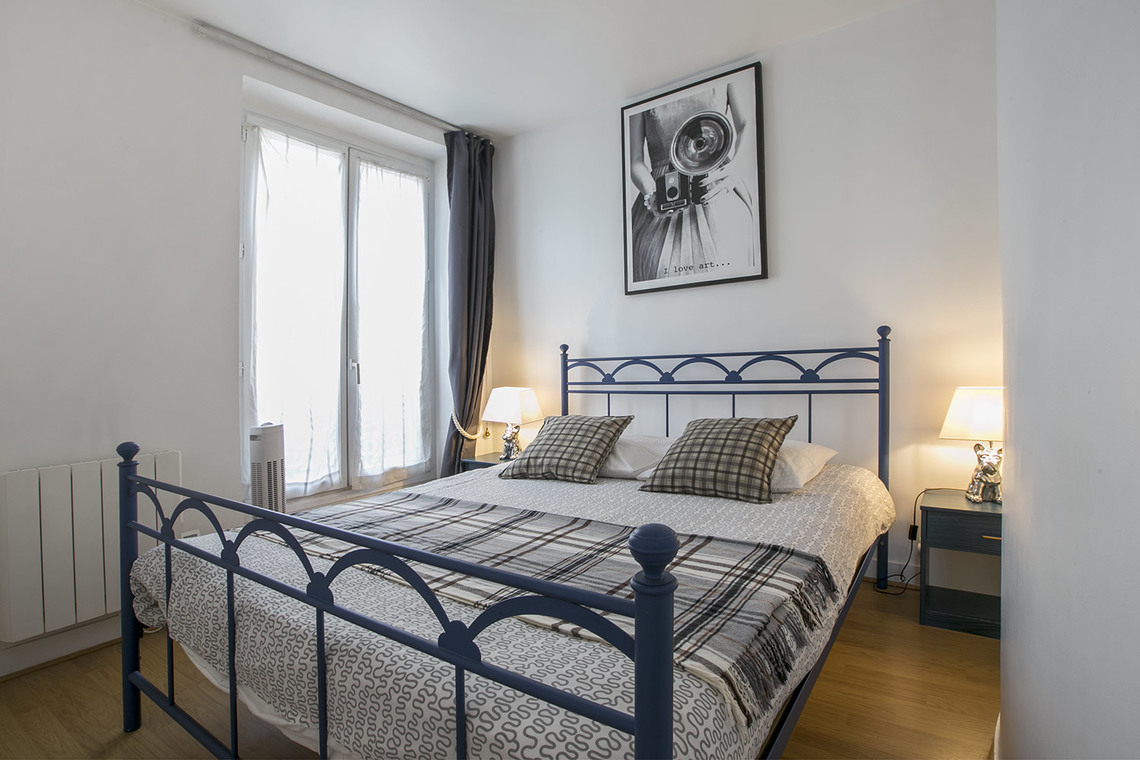 Appartement Paris Rue Washington 8