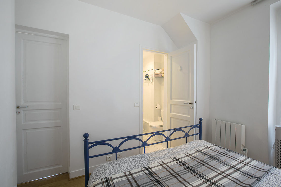 Appartement Paris Rue Washington 10