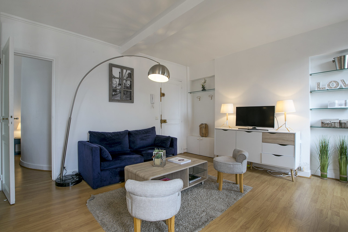 Appartement Paris Rue Washington 2