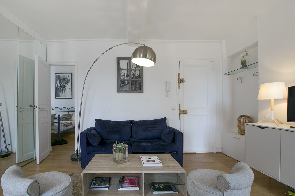 Appartement Paris Rue Washington 3