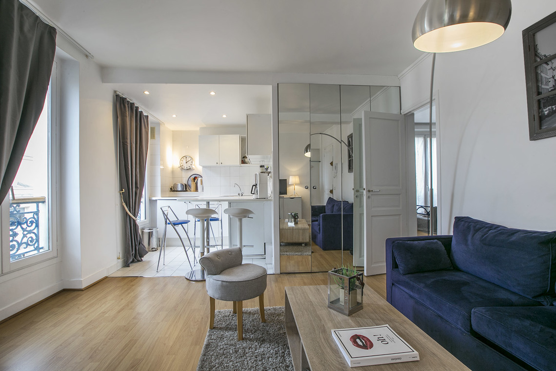 Appartement Paris Rue Washington 5