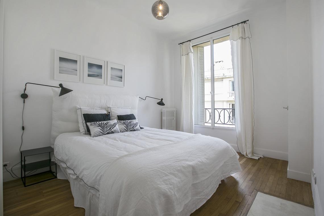location appartement meubl square racan paris ref 14968. Black Bedroom Furniture Sets. Home Design Ideas