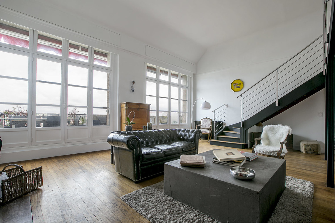 Location appartement meubl avenue du g n ral sarrail for Location appartement non meuble paris
