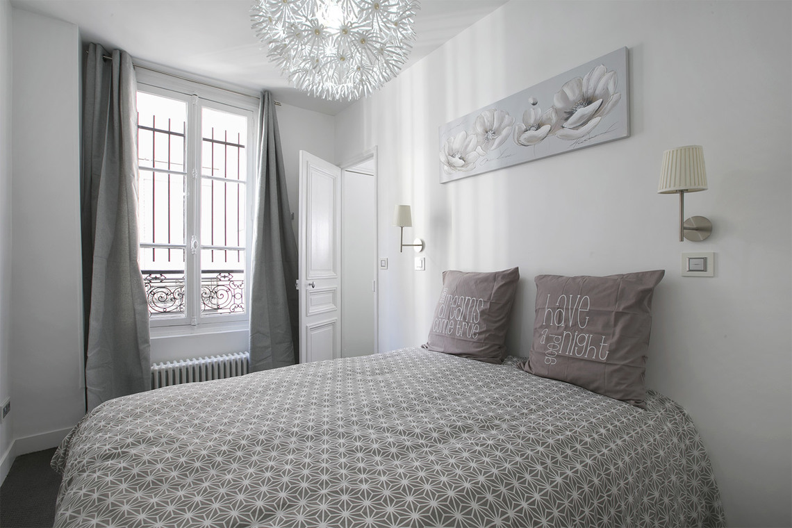 Apartment Paris Rue Fourcroy 6