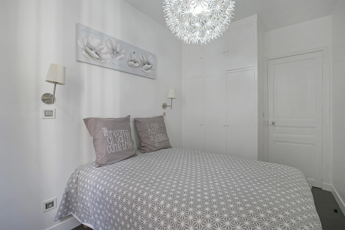 Apartment Paris Rue Fourcroy 8
