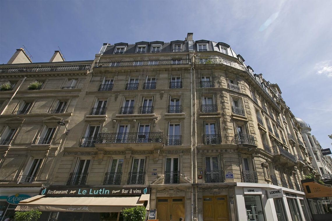 Apartment Paris Rue Fourcroy 15