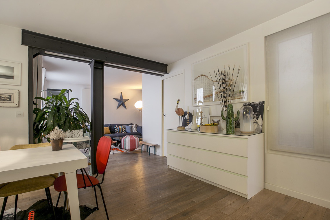 Apartment Paris Rue de Paradis 4