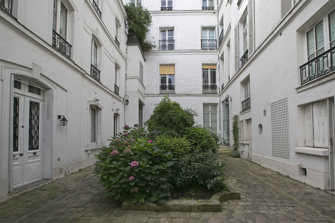 Appartamento Paris Rue Chapon  11