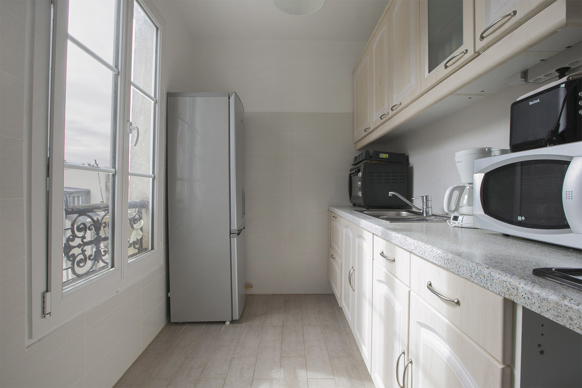 Appartamento Paris Rue Chapon  4
