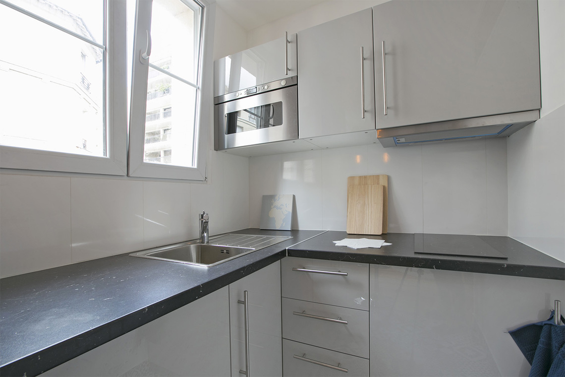 Location studio meubl rue michelet boulogne billancourt ref 15043 - Meubles boulogne billancourt ...