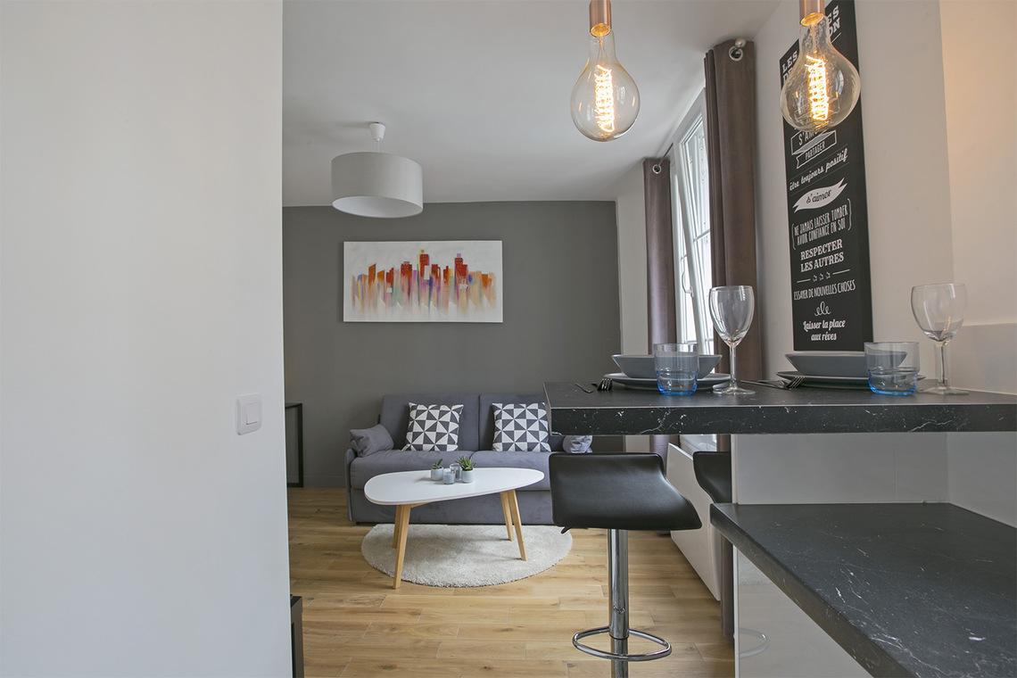 Location studio meubl rue michelet boulogne billancourt - Location studio meuble boulogne billancourt ...