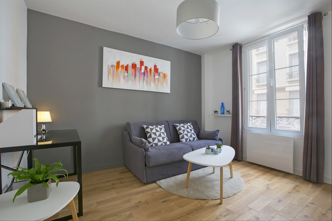 Furnished Apartment For Rent Boulogne Billancourt Rue Michelet