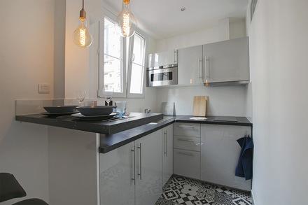 Location studio meubl rue michelet boulogne billancourt - Location meuble boulogne billancourt ...