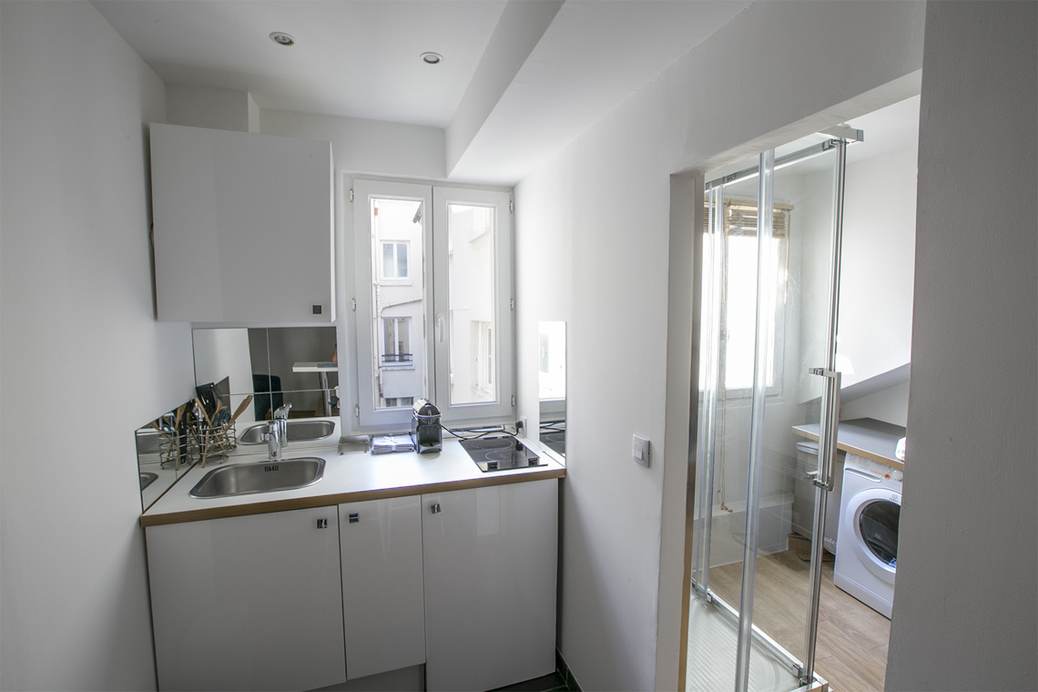 Apartment Paris Rue Saint Martin 6