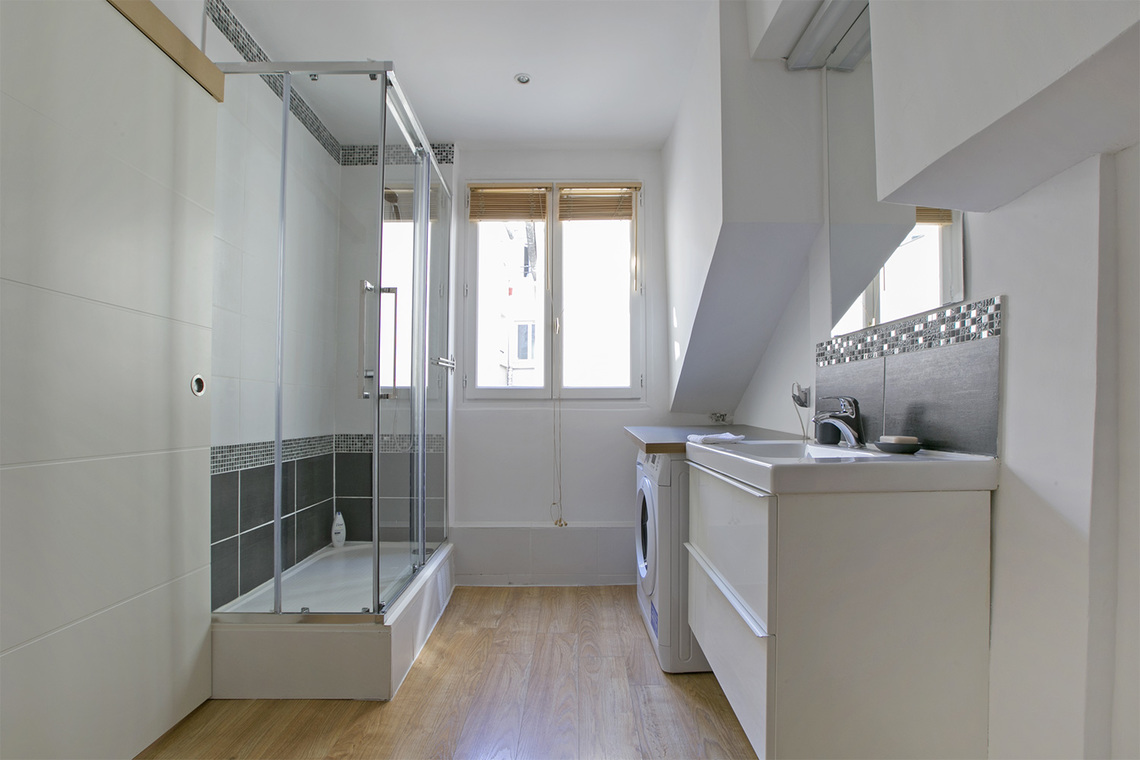 Apartment Paris Rue Saint Martin 10