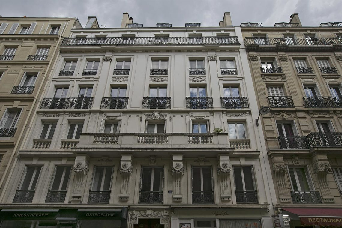Appartement Paris Rue de Miromesnil  14