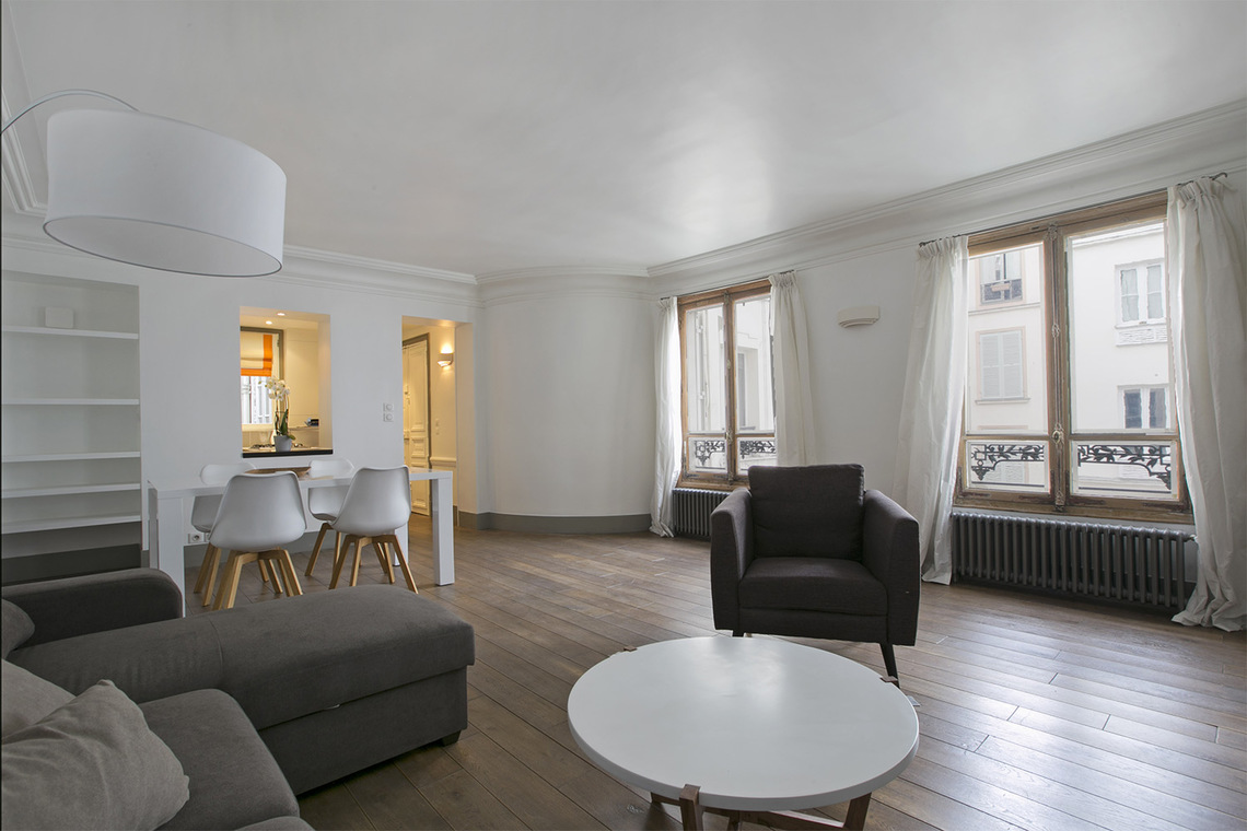 Appartement Paris Rue de Miromesnil  3