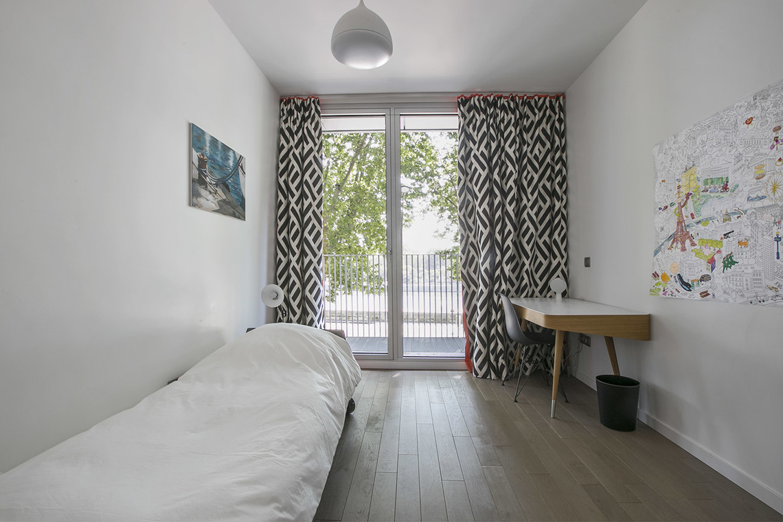 Appartement Paris Quai Henri IV 16