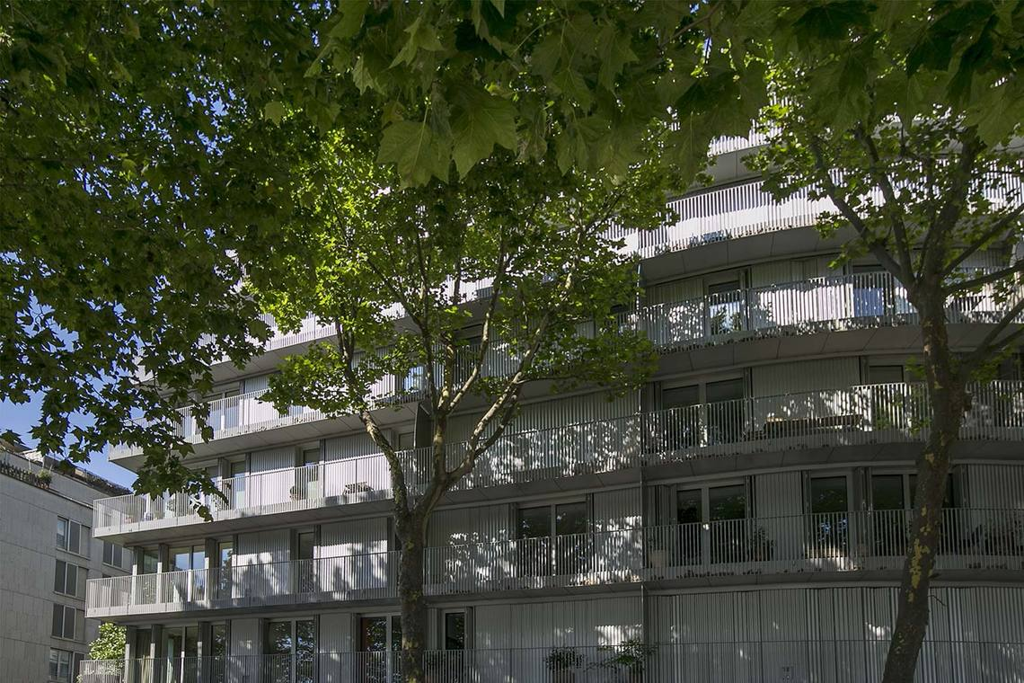 Appartement Paris Quai Henri IV 21