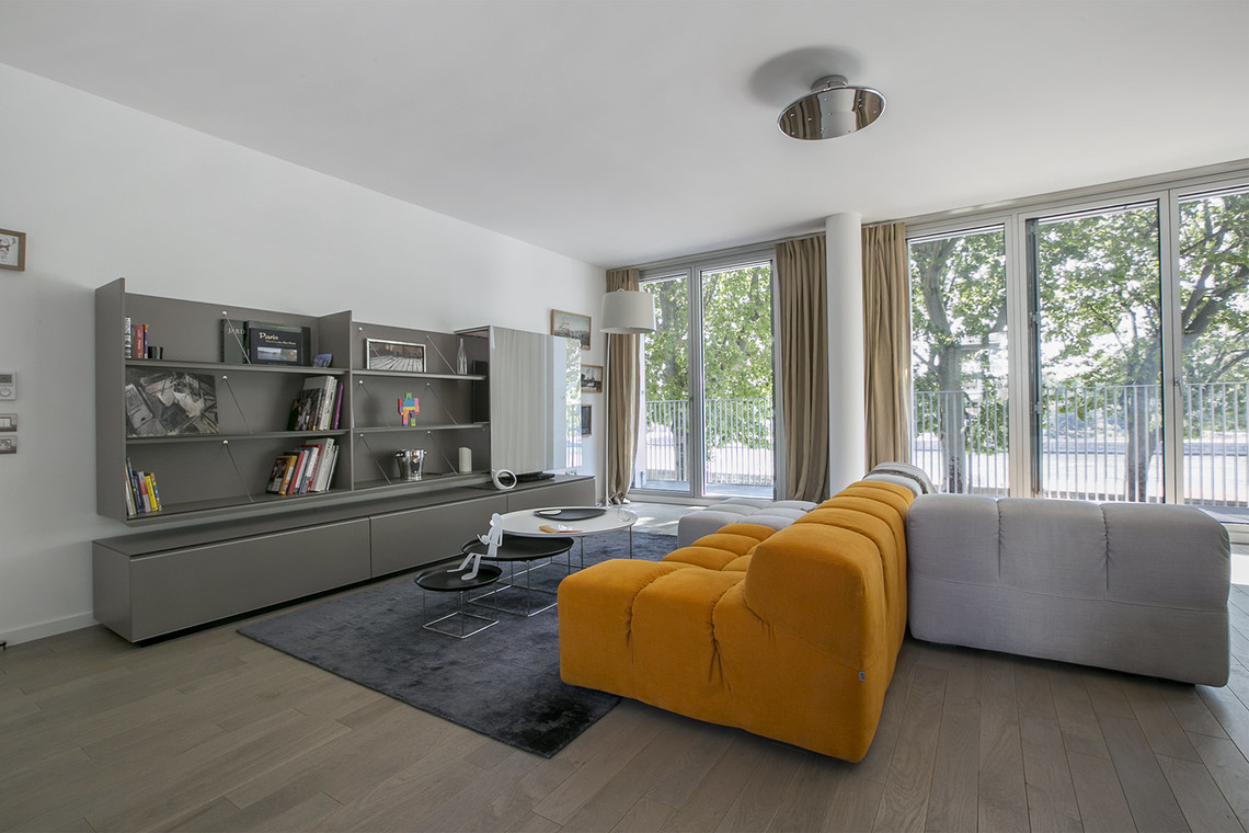 Appartement Paris Quai Henri IV 4