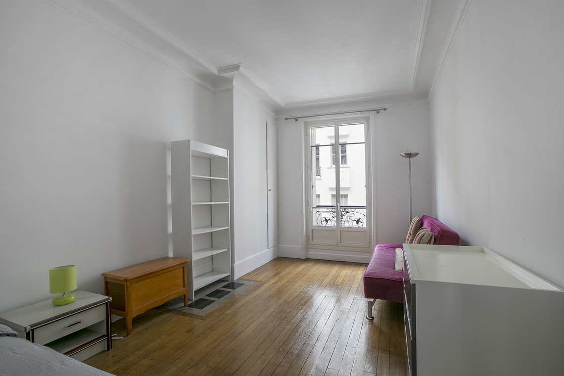Appartement Paris Rue Bausset 10