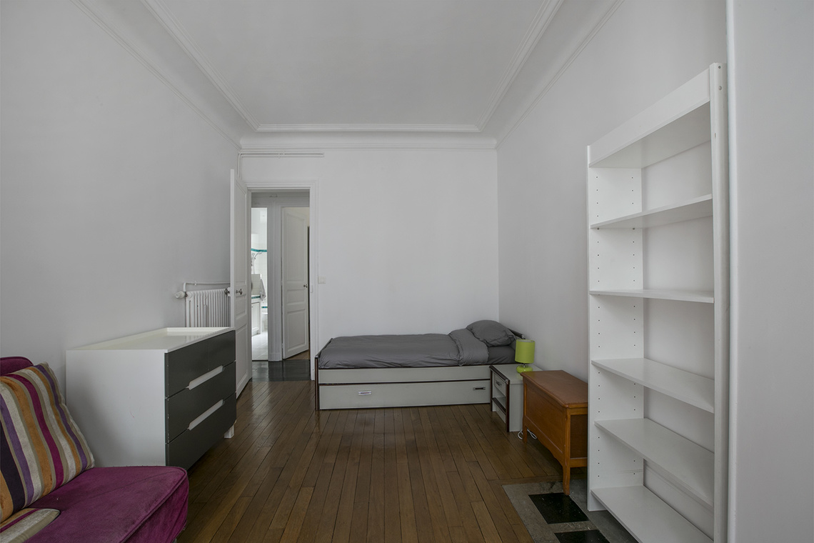 Appartement Paris Rue Bausset 11
