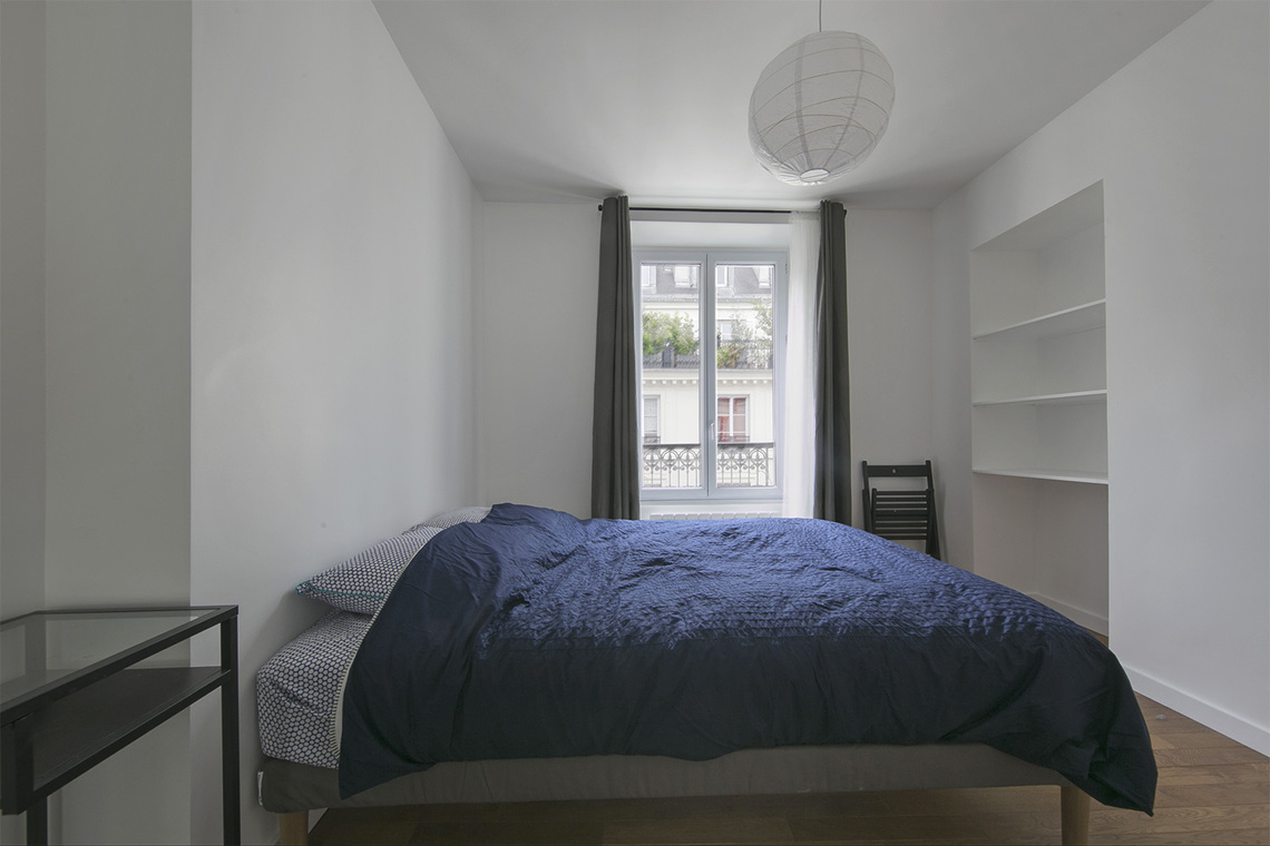 Квартира Paris Rue Saint Maur 10