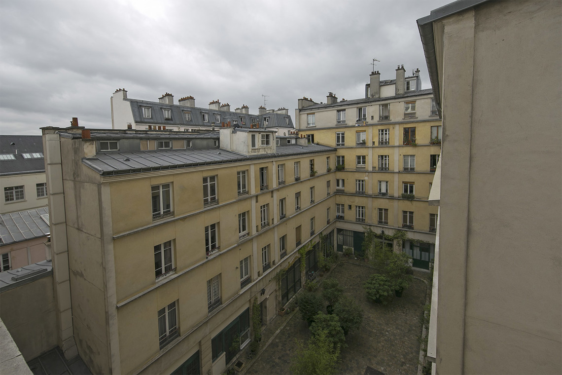 Квартира Paris Rue Saint Maur 15