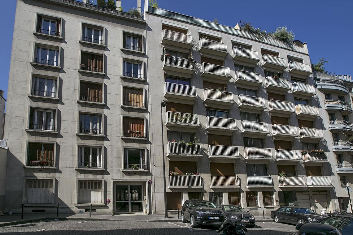 Apartment Paris Rue Etex 10