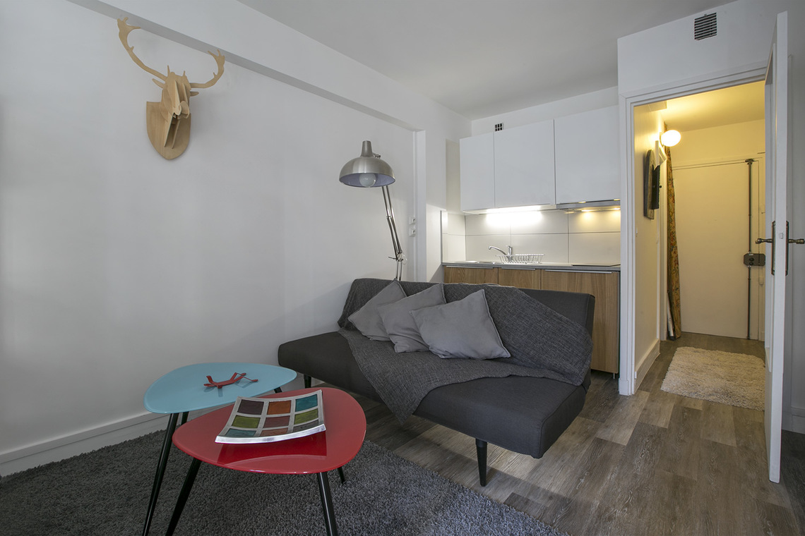 Paris Rue Etex Apartment for rent