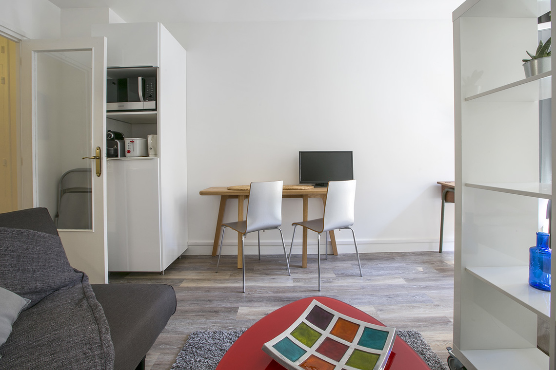 Apartment Paris Rue Etex 3