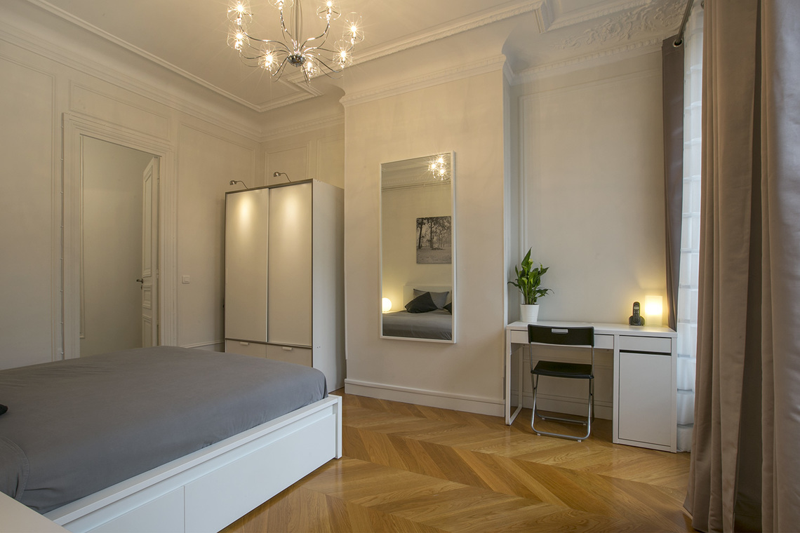 Appartement Paris Rue la Fayette 10