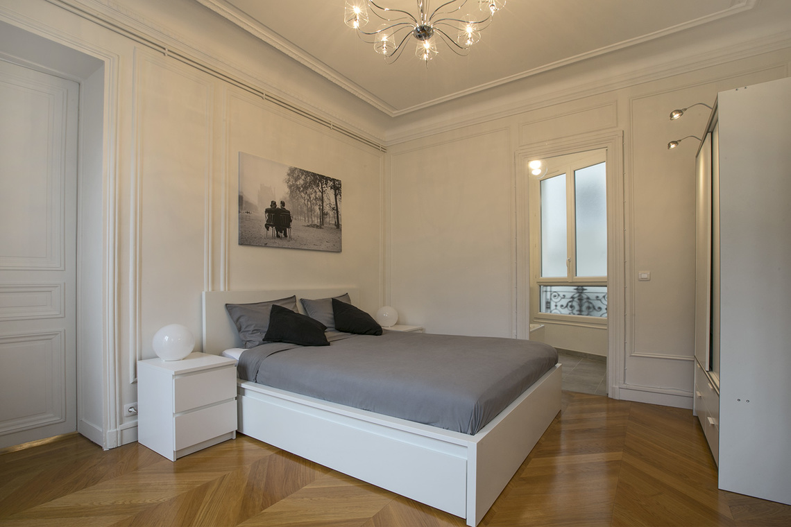 Appartement Paris Rue la Fayette 9