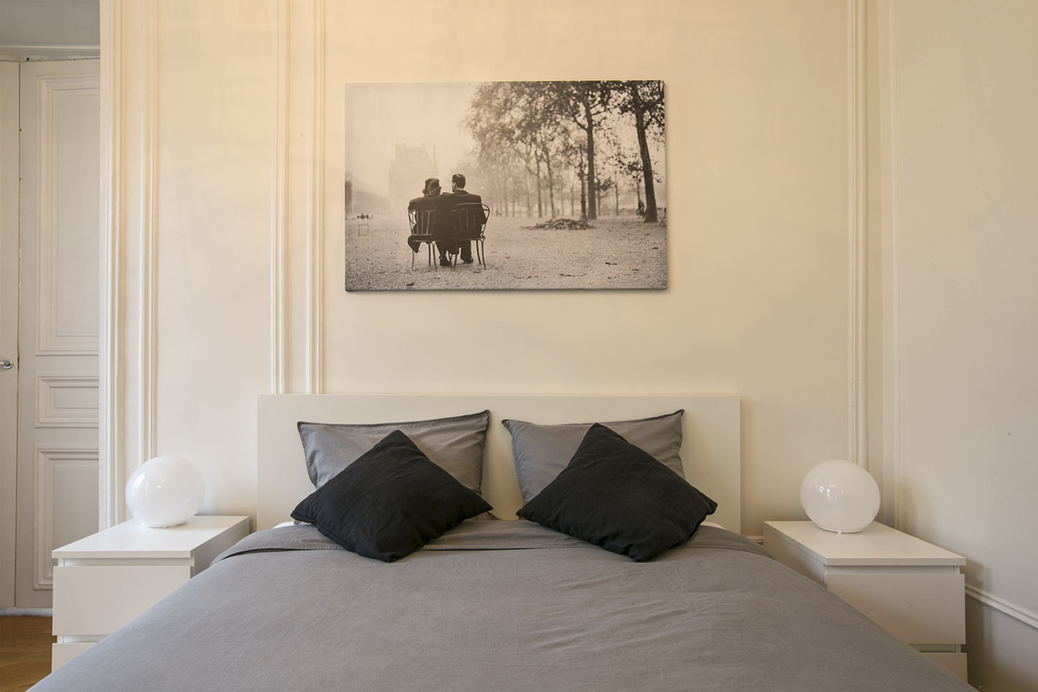 Appartement Paris Rue la Fayette 11