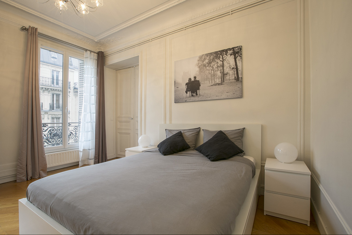 Appartement Paris Rue la Fayette 12