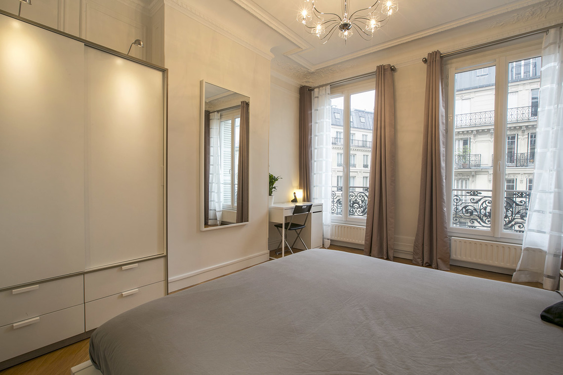 Appartement Paris Rue la Fayette 13