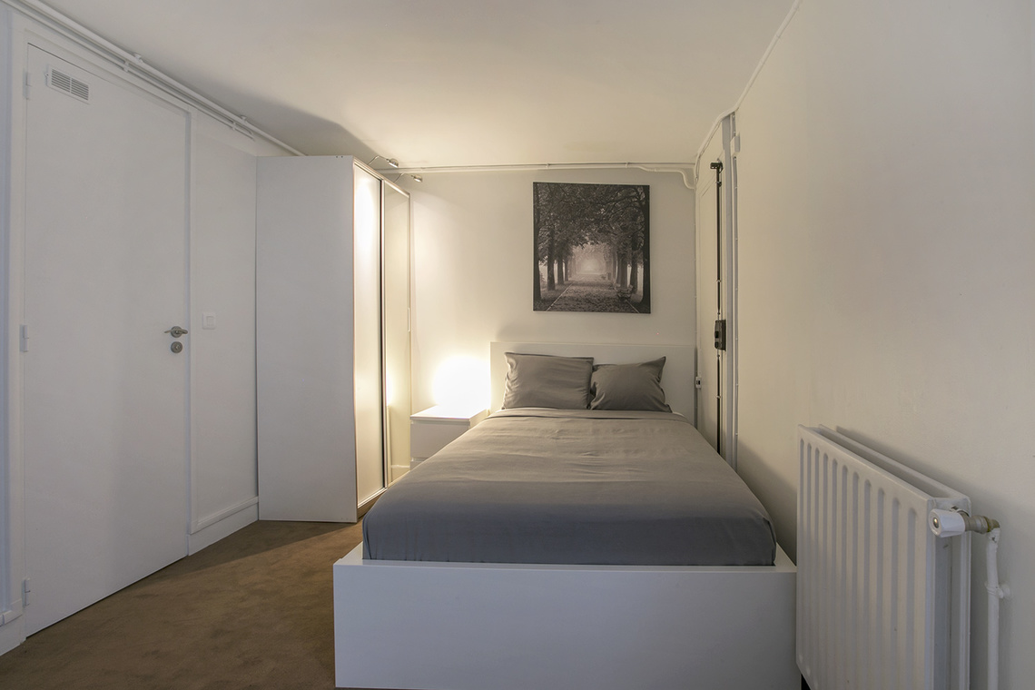 Appartement Paris Rue la Fayette 16