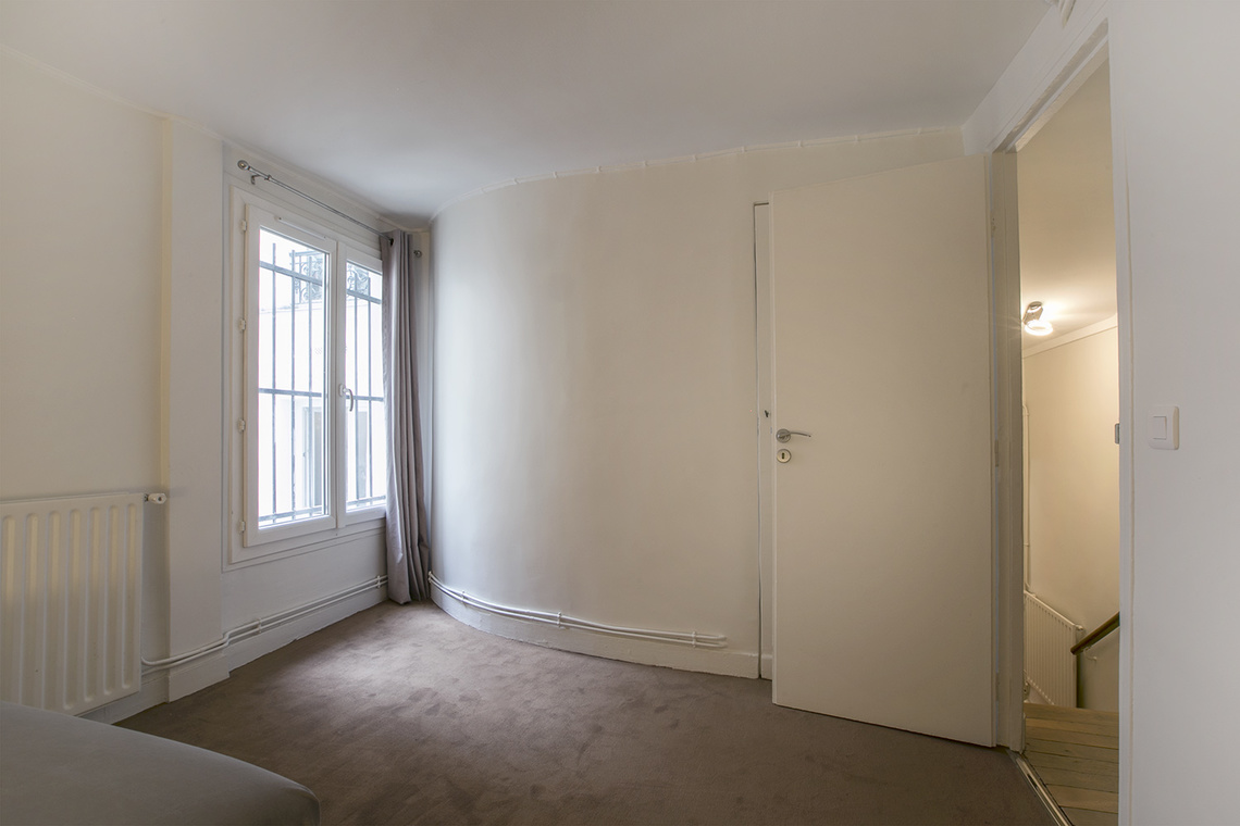 Appartement Paris Rue la Fayette 17