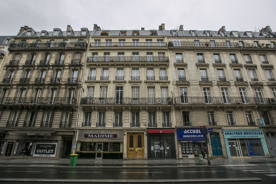 Appartement Paris Rue la Fayette 20