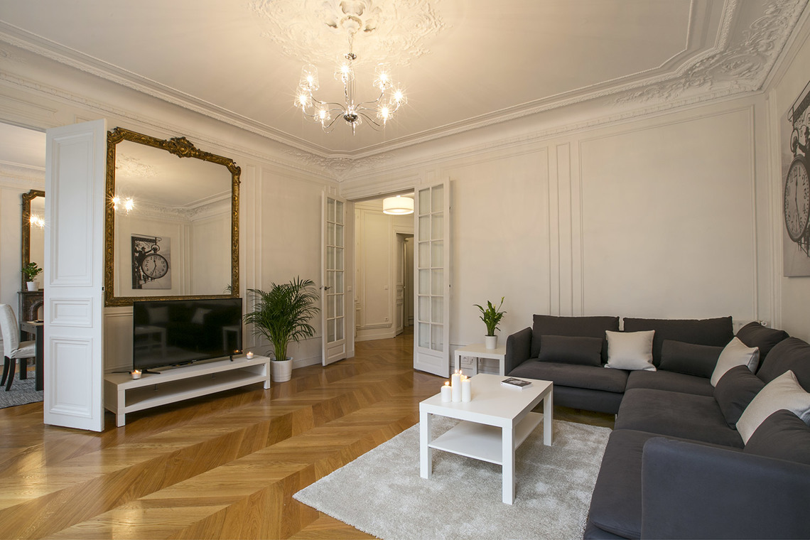 Appartement Paris Rue la Fayette 2